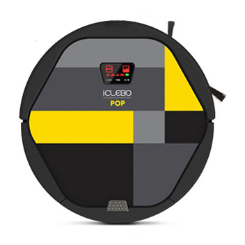 [아이클레보] 팝 로봇청소기 YCR-M05 대표이미지