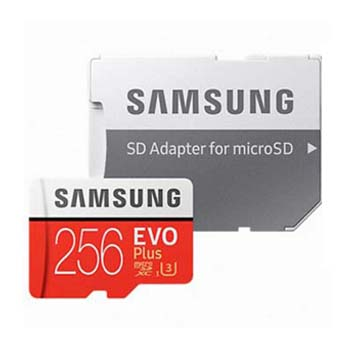 [삼성] Micro SDHC EVO PLUS 256GB 대표이미지
