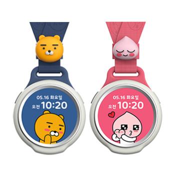 키즈워치2 목걸이형 케이스 (캐릭터장식 미포함)