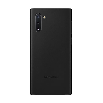 [삼성] 갤럭시 Note10 5G Leather Cover