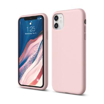 [엘라고] 아이폰11 실리콘 케이스