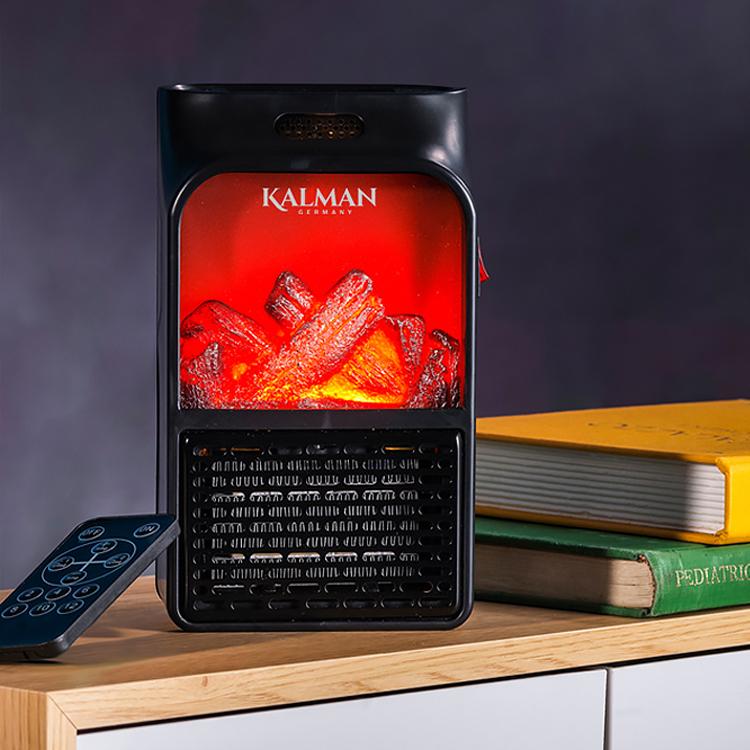칼만 이글이글 미니 온풍기 DK-6000