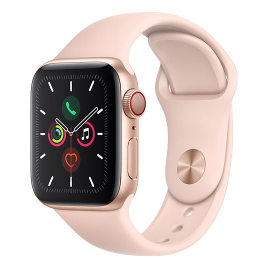 Apple Watch 5 (40mm) 두번째 이미지
