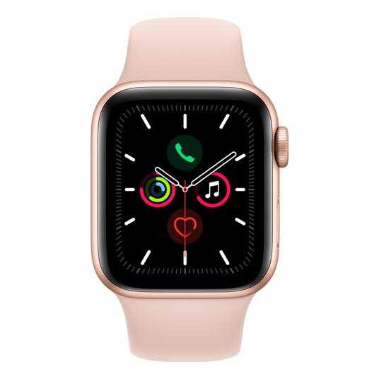 Apple Watch 5 (40mm) 목록화면 노출 이미지