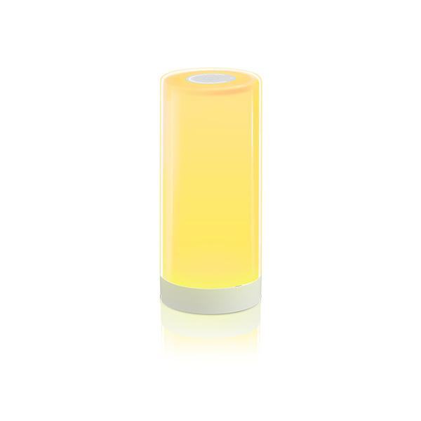무드등 (노란불이 켜진상태)